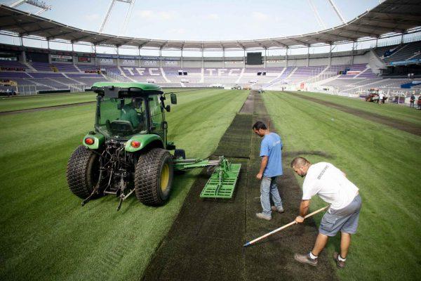 Stadium de Toulouse Stadium 5