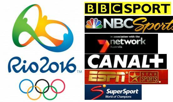 Rio 2016 Olympics Live TV
