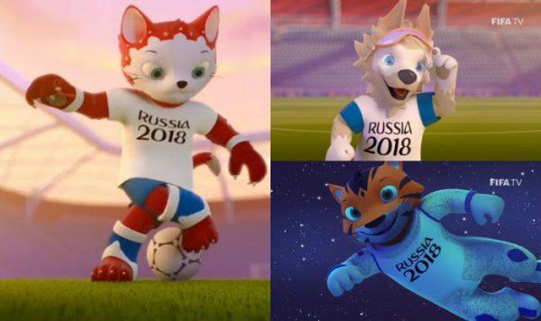 2018 world cup mascot zabivaka 10